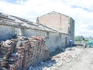 Restauro fabbricato rurale