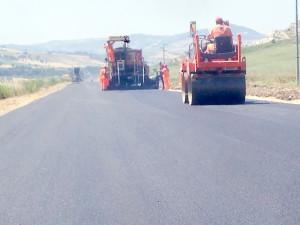 Tratto strada provinciale n. 80