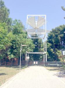 Arredo urbano villa comunale